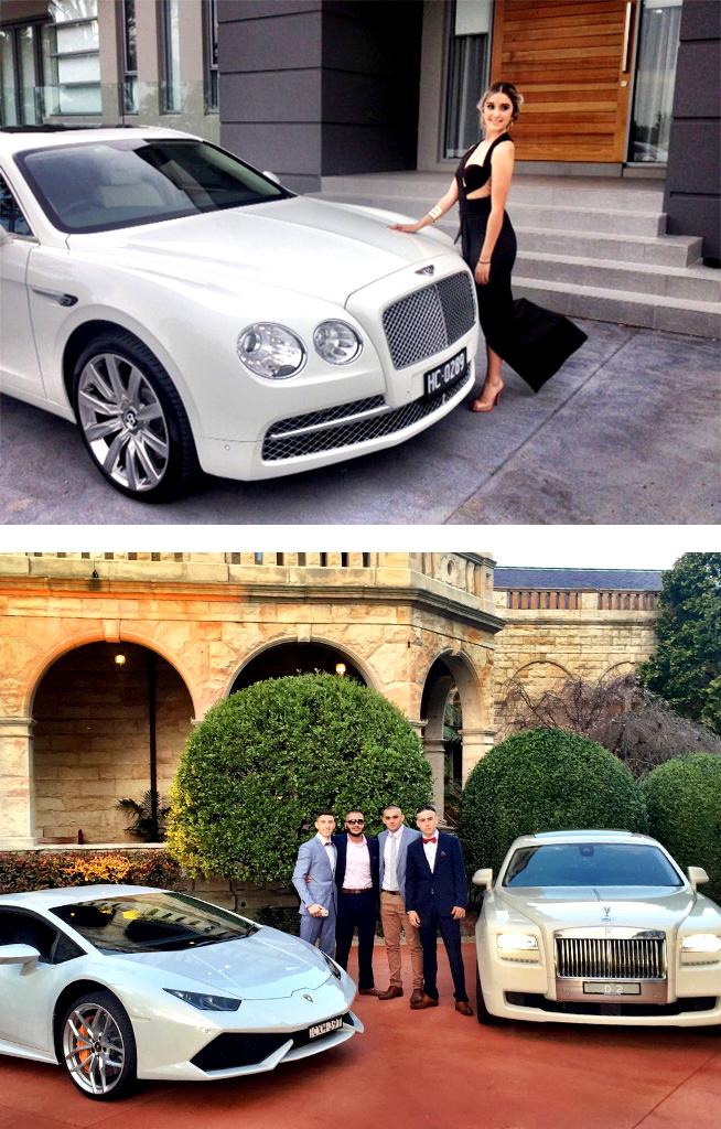 Luxury Car Hire Sydney Lamborghini