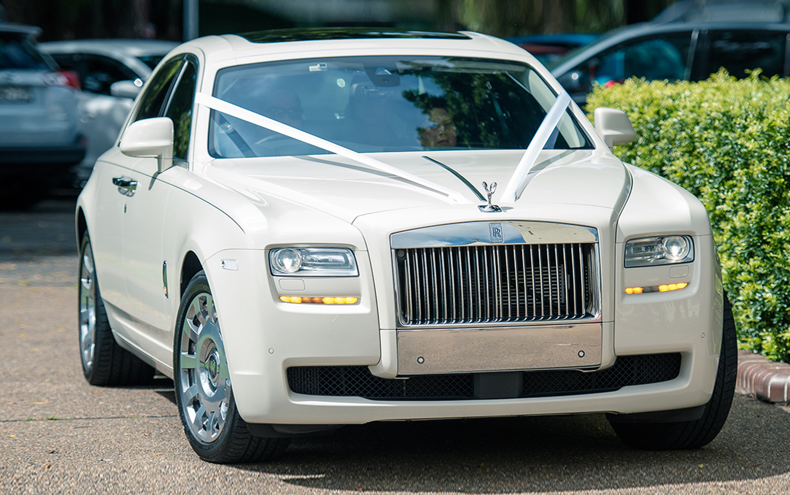 Luxury Wedding Car Hire Sydney