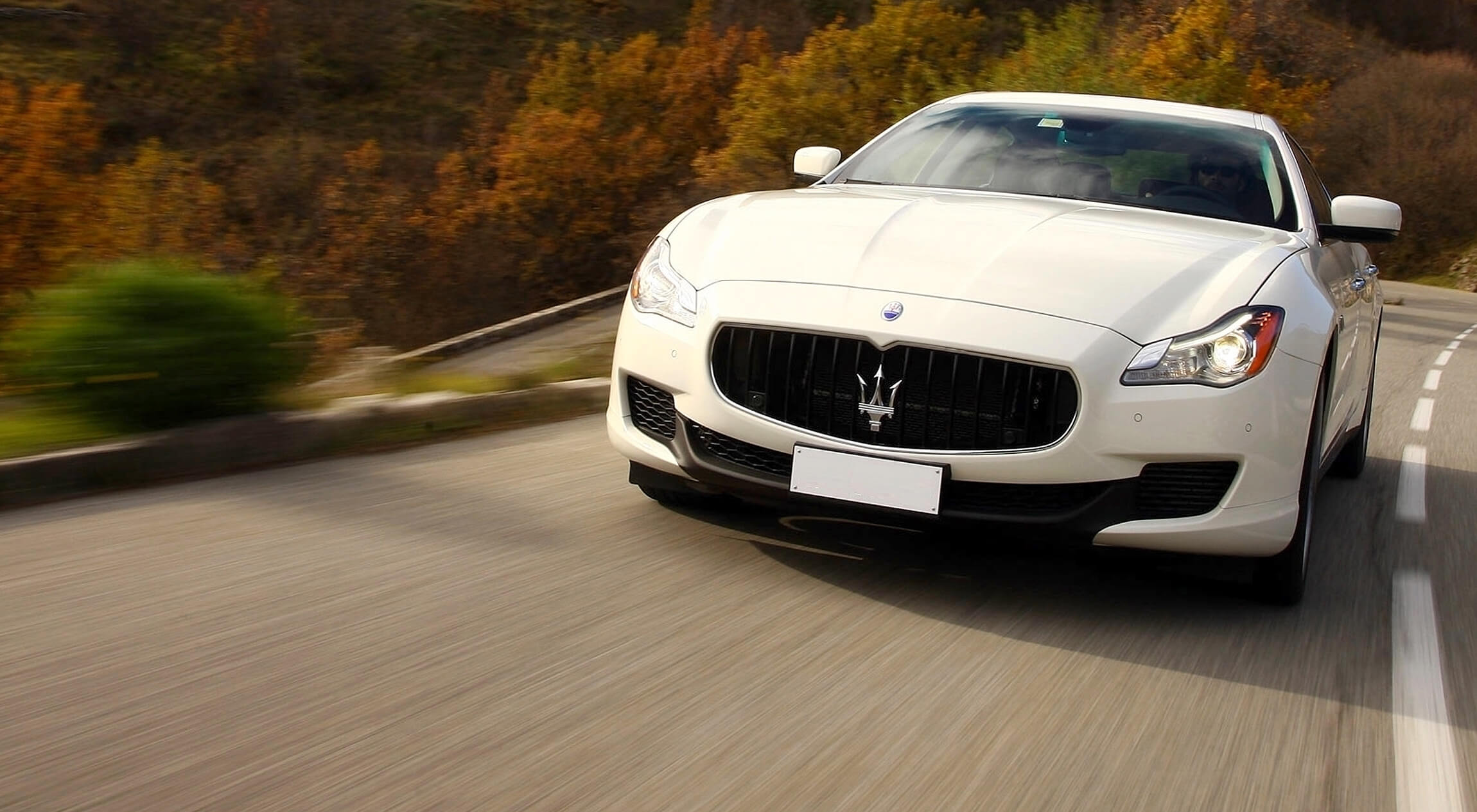 Maserati Quatt Luxury Wedding Cars Sydney