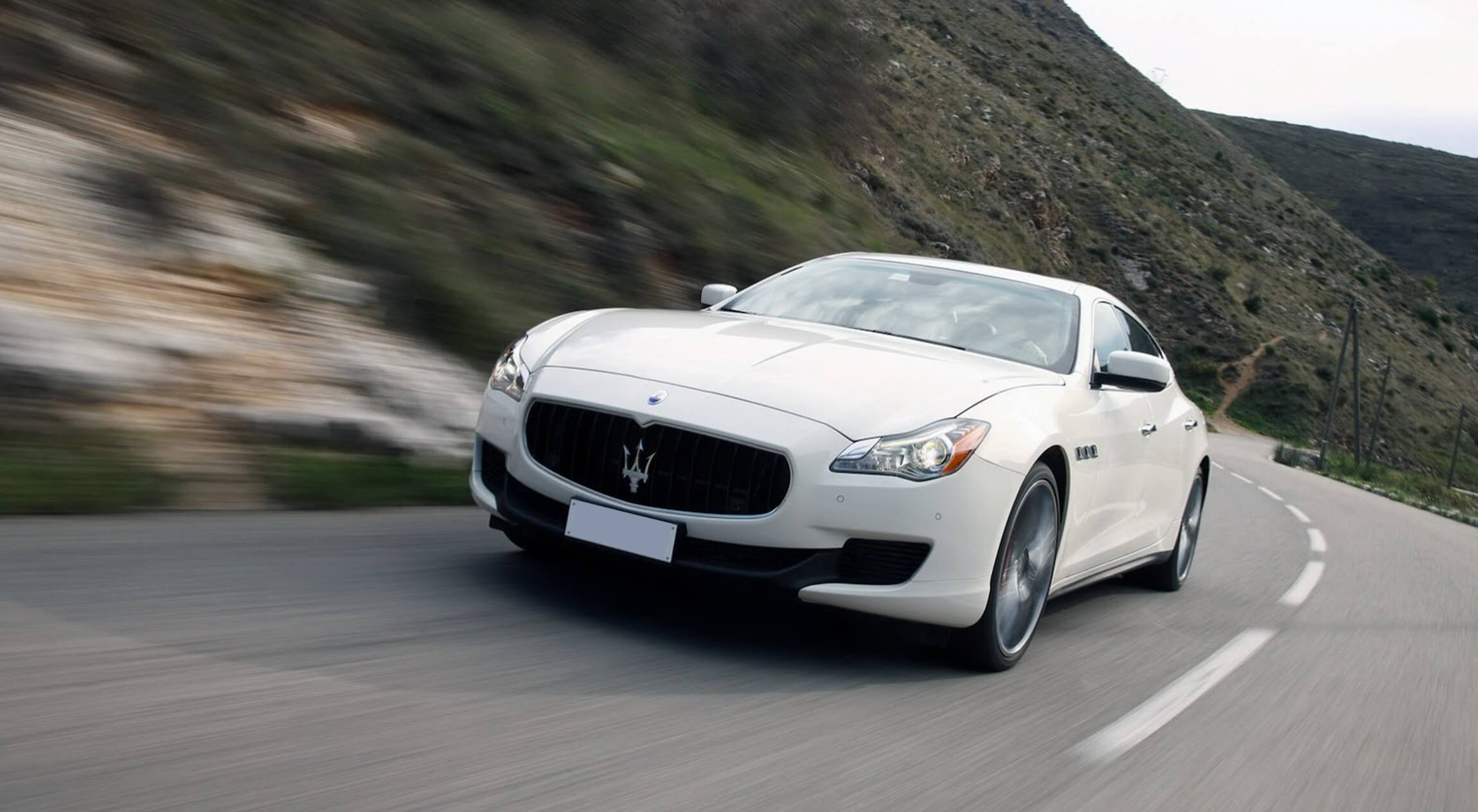 Maserati 3 Luxury Wedding Cars Sydney
