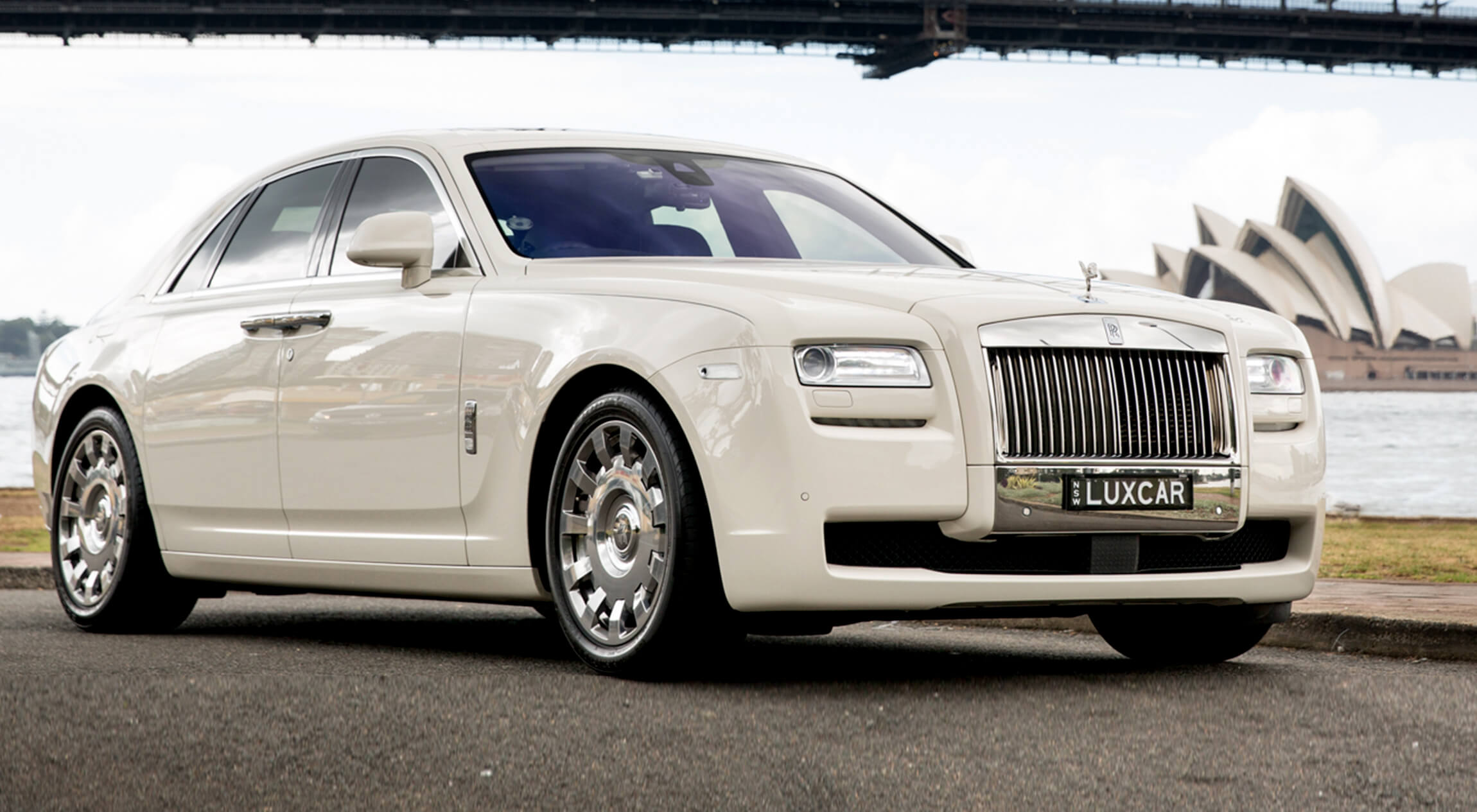 Rolls Luxury Wedding Cars Sydney